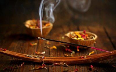 La magia de los Inciensos y su significado según su olor.