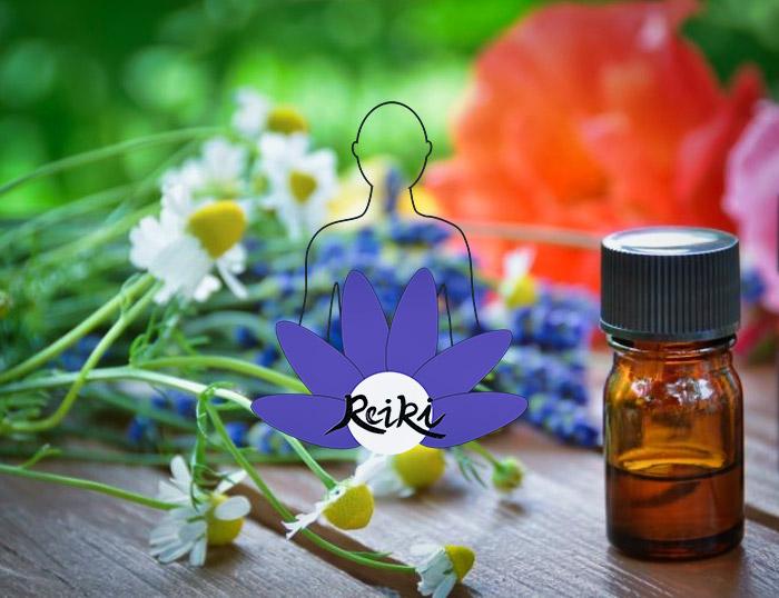 Aromaterapia Energética y Reiki
