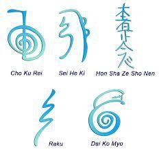 El origen de los símbolos del Reiki